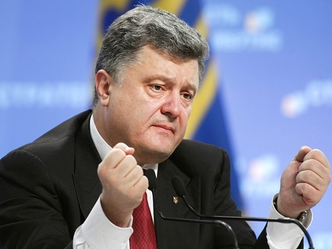 Poroshenko: Ukraine displeased with non-fulfillment of commitments taken by Russia
