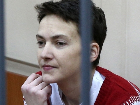 Savchenko's defence team hopes for her transfer to Ukraine within half a year