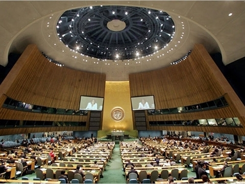 Ukraine presents draft resolution on human rights violation  in Crimea at UN