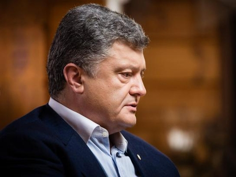 Poroshenko leads rating of presidential candidates