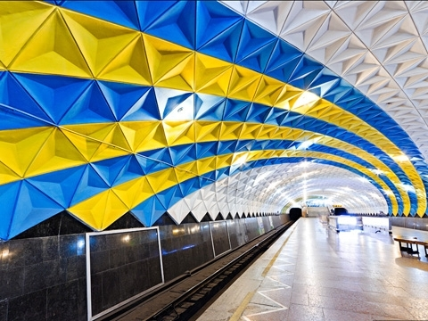 New subway stations to be built in Kharkiv
