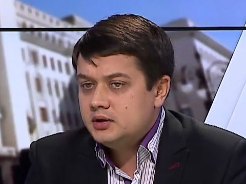 "Political scientist Dmytro Razumkov: ""Economic expediency and protection of state interests are very important"""
