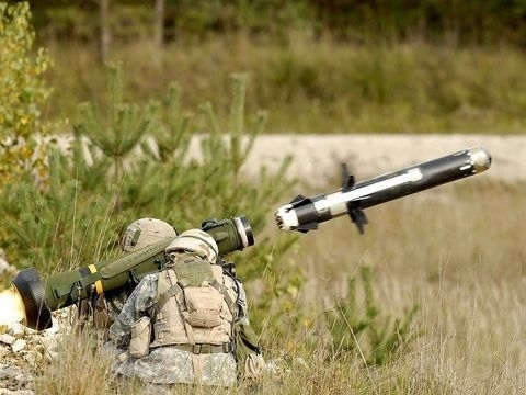 "Armed Forces launch training of operators for ""Javelin"""